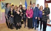 Uczestnicu spotkania noworocznego w Prenzlau 2016