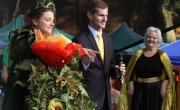 Dni Barlinka 2016 - Burmistrz i Królowa Puszczy Barlineckiej