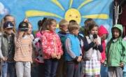 Dzieci z Przedszkola Miejskiego Nr 1 w Barlinku