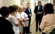 Otwarcie Dziennego Domu Opieki Medycznej