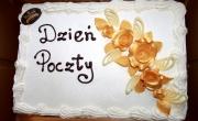 Tort na Dzień Poczty Polskiej